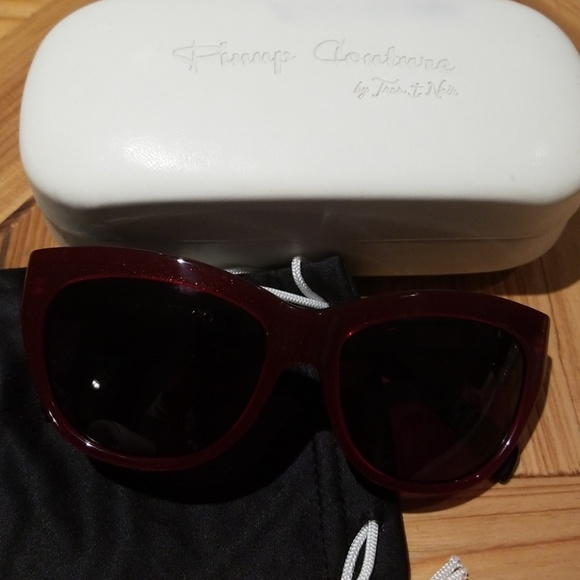 635d77a6932d Pinup Couture Accessories | By Tres Noir Sunglasses New | Poshmark